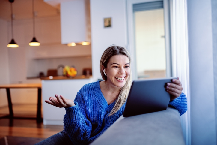 Working from home tips: how to be productive and stay connected at home