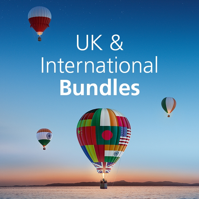A new bundle's landed: UK & International