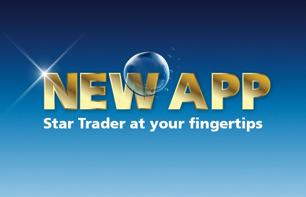 The NEW Star Trader app is ready to download today