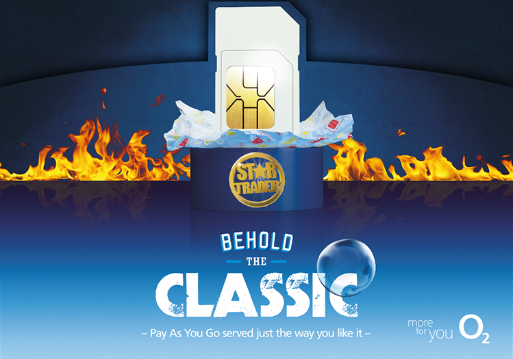 Win £555 with Classic Pay As You Go