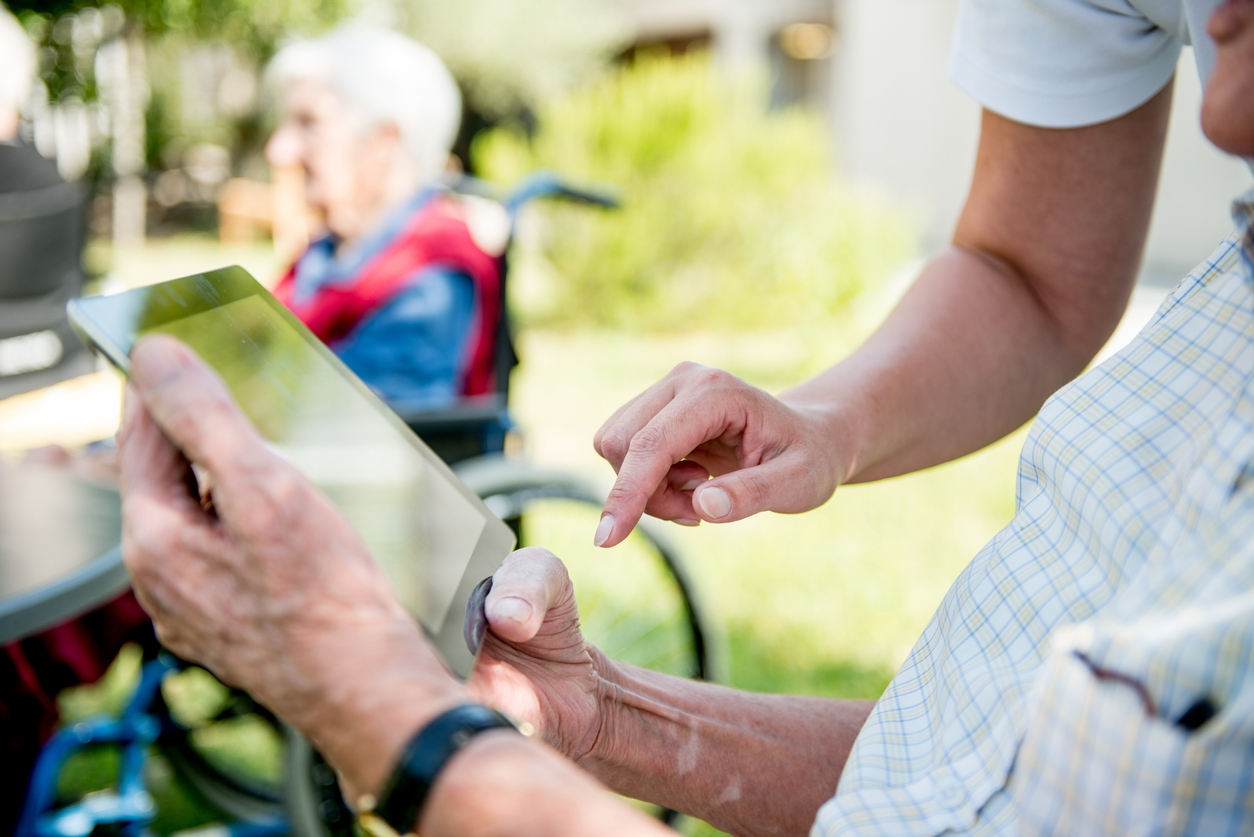 Assitive technology for dementia | Dementia tracker