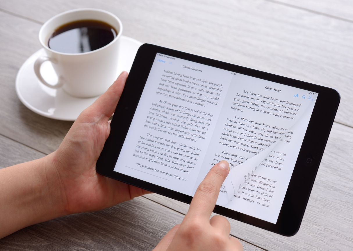 The 5 best apps to read eBooks on your mobile