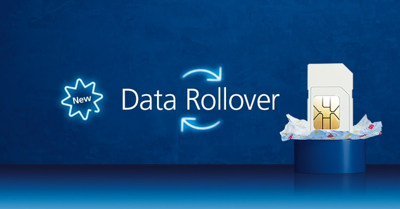 Data Rollover is here...
